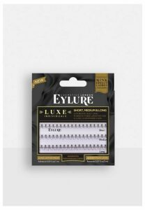 Eylure Luxe Mink Effect Individual Lashes, Multi