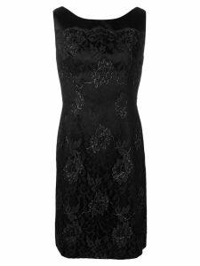 A.N.G.E.L.O. Vintage Cult 1960's beaded dress - Black