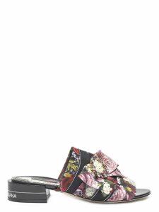 Dolce & Gabbana ortensie Shoes