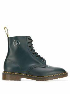 Dr. Martens x Undercover New Warriors boots - Blue