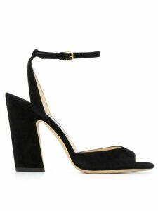 Jimmy Choo Miranda heeled sandals - Black