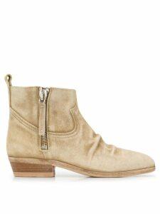 Golden Goose ankle boots - Neutrals