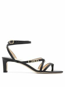 Jimmy Choo Jas 50 sandals - Black