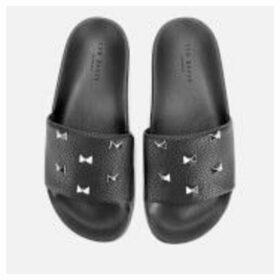 Ted Baker Women's Sydeni Slide Sandals - Black - UK 3 - Black