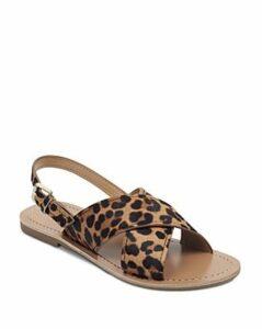 Marc Fisher Ltd. Women's Rite Leopard Print Sandals