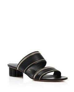 Salvatore Ferragamo Women's Belluno Leather Sandals