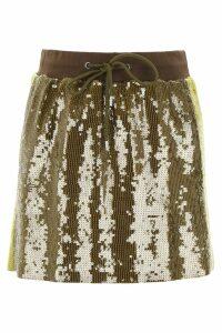 Alberta Ferretti Sequins Skirt
