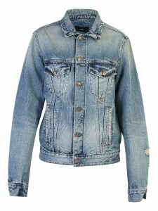 Alanui Denim Jacket