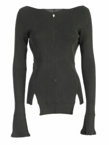 Eudon Choi Cut-out Detail Sweater