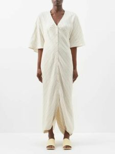 Suicoke - Depa V2 Checkerboard Sandals - Womens - Black White