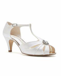 Paradox London Bonnie Wide Fit Sandals