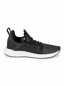 Logo Lace-Up Sneakers