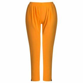 GISY - Holland Orange Track Pants