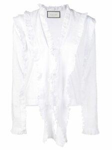 Alexis Burton top - White