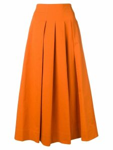 Quelle2 Krystal skirt - ORANGE