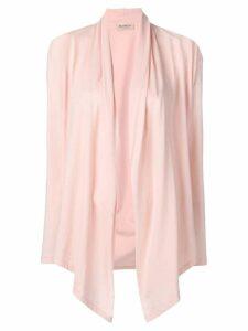 Blanca open front cardigan - Pink