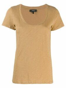 Theory classic T-shirt - Neutrals