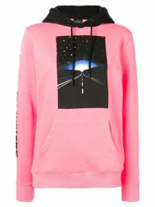 Marcelo Burlon County Of Milan 'Close Encounters' hoodie - Pink