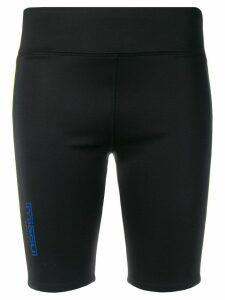 Miaou Alix biker shorts - Black