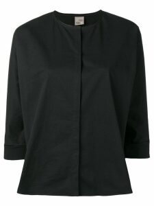 Quelle2 Valentine shirt - Black