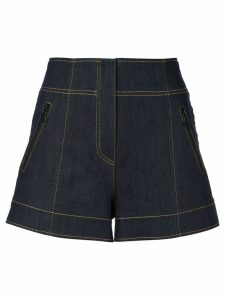 Cinq A Sept Marla shorts - Blue