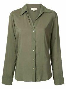 L'Agence Nina blouse - Green