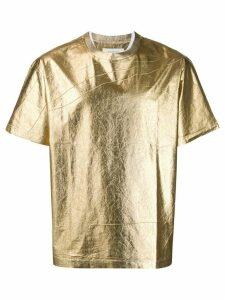 Marques'Almeida oversized T-shirt - Gold