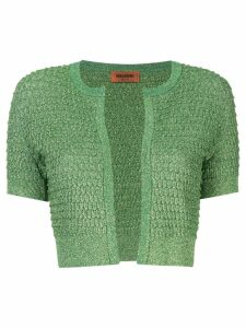 Missoni small cardigan in lurex - Green