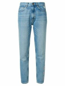 Mih Jeans Mimi Jean customised by Chloe Hill - Blue