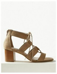 M&S Collection Ghillie Gladiator Sandals