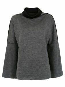 Uma Raquel Davidowicz Ceviche blouse - Grey