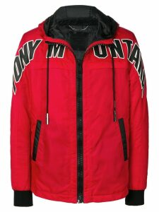 Philipp Plein Scarface jacket - Red