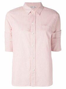 Alex Mill pinstripe shirt - PINK