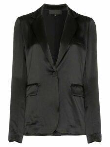 Nili Lotan single breasted blazer - Black