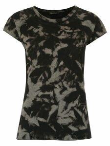 Uma Raquel Davidowicz printed Aero blouse - Brown