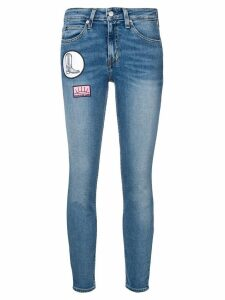 Calvin Klein Jeans classic skinny jeans - Blue