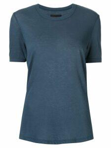 RtA Quinton Ringer T-shirt - Blue