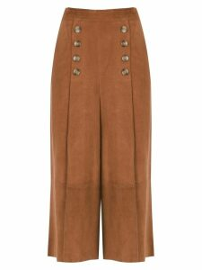 Nk high waisted culottes - Brown