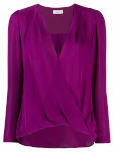 A.L.C. Harmon v-neck blouse - Purple