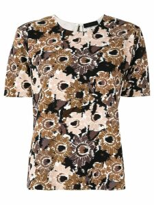 Anteprima sunflower print T-shirt - Multicolour
