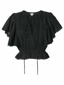 Temperley London Beaux blouse - Black
