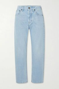 Mugler - Double-breasted Wool Vest - Brick