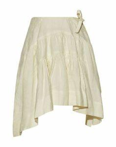 JW ANDERSON SKIRTS Knee length skirts Women on YOOX.COM