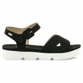 MTNG  SANDALIA  MUJER  women's Sandals in Black