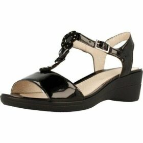 Stonefly  VANITY III 11  women's Sandals in Black