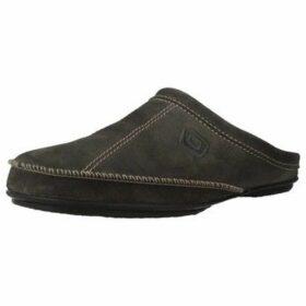 Vulladi  9612 70  women's Clogs (Shoes) in Grey