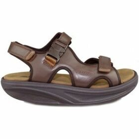 Mbt  Sandals  KISUMU 3S  women's Sandals in Brown