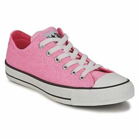 Converse  ALL STAR NEON OX  women's Shoes (Trainers) in Pink