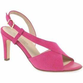 Peter Kaiser  Oprah Womens Suede Sandals  women's Sandals in Pink