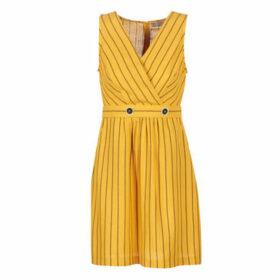 Moony Mood  KALA  women's Dress in Yellow